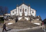 Igreja da Misericórdia de Santa Maria da Feira, dependências anexas, escadaria e chafariz (Monumento de Interesse Público)