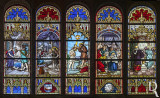 Vitrais da Igreja de São João Baptista