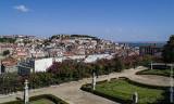 Vista de São Pedro de Alcântara