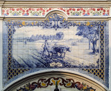 Os Azulejos de Vila Franca
