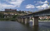 Ponte Rodoviária Sobre o Tejo