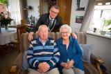 Echtpaar Rijneveld 65 Jr getrouwd
