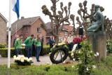 4 mei herdenking Buitenlandpoort