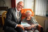 Mevrouw van den Berg- Mouton 100 Jaar