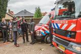 Her-Opening Brandweerpost Hagestein