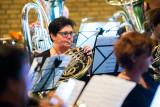 Oefenconcert Muziekvereniging Excelsior Hagestein
