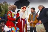 Aankomst Sinterklaas in Leerdam