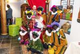 Pietenfestival bij Sinterklaashuis Vrijstad Vianen