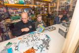Legomarathon bij 1001 FarmToys
