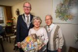 Echtpaar Van Beek-Niessen 60Jr getrouwd