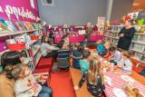 Voorleesontbijt Bibliotheek Leerdam