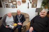 Echtpaar Krouwel-Tuinier 60 Jaar getrouwd