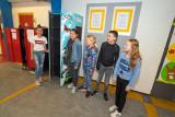 Recyclekast voor Floris Radewijnzschool