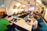 Hackathon in Geofort Gerwijnen