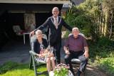 60 jarig huwelijk echtpaar Oskam-Klijn