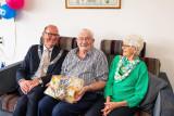 60 Jrig huwelijk echtpaar van Meeteren- de Kruyf