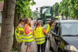 Verkeercampagne 'Te gast in Schoonrewoerd' van start