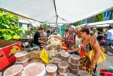 6e Molukse Pasar Malam in Leerdam