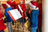 Excelsiorjeugd speelt kerstmuziek