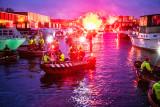 Serious Rescue in Vrijhaven Vianen