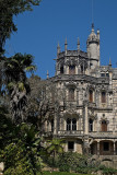 Summer Houses of Sintra, Portugal--Quinta da Regaleira and Monserrate