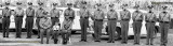 Date TBD - closeup of Charles Burton Robbins Sr. and other Dade County Road Patrol officers