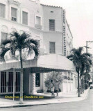 1971 - Coconut Grove Playhouse on Main Highway in Coconut Grove
