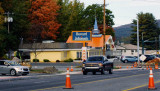 Howard Johnson's Restaurant in Lake George, New York - the last remaining one in America