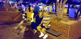 September 2016 - Karen and Don Boyd relaxing at the waterfront in downtown Annapolis, Maryland