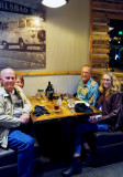 November 2016 - Don and Karen Boyd with Geoff and Susan Lowden Jacobs at Karl Strauss Brewing Company in Carlsbad, California