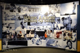 June 2015 - Hank Aaron exhibit at the National Baseball Hall of Fame Museum