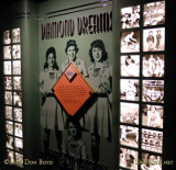 June 2015 - Diamond Dreams display at the National Baseball Hall of Fame Museum