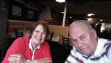 November 2015 - Karen and Don Boyd at the Kentmorr Restaurant on the Eastern Shore