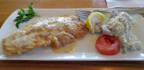 June 2016 - Karen and I both had the orgasmic Orange Roughy dinners at Sea Watch on the Ocean
