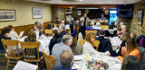 October 2015 - Esther Majoros Criswell's Celebration of Life luncheon at the Union Grill in Washington, Pennsylvania