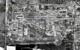 1960 - Miami International Airport with both the 20th Street and 36th Street Terminals in place