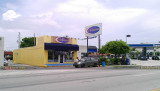 2012 - the former drive-up liquor store on north side of W. 49th Street just west of W. 12th Avenue, Hialeah