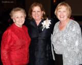 November 2017 - Esther Majoros Criswell, Ouida Griner and Karen C. Boyd in Rome, Georgia