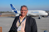 March 2014 - Michel Klein and Airbus A380