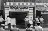 1969 - Royal Castle on Flagler Street, downtown Miami