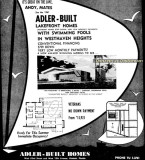 1961 - ad for new homes at Westhaven Heights by Adler west of W. 12th Avenue and 62nd Street, Hialeah