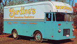 Late 1950's -a Burdine's delivery truck