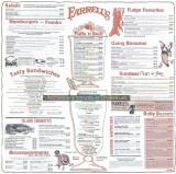 1970's - Farrell's menu