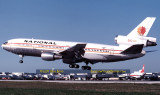1978 - National Airlines DC10-30 N83NA landing on runway 30 at Miami International Airport