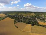 Giverny , côté ouest