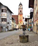 Obermarkt & St. Peter and St. Paul Church