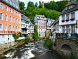 Monschau on the Rur River