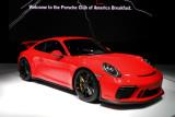 New York International Auto Show Preview for Porsche Club Members -- April 2017