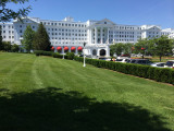 The Greenbrier and Stonewall Resort in West Virginia -- May & June 2017