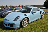Porsche Club of America Chesapeake Challenge 48, Concours -- Aug. 26, 2017